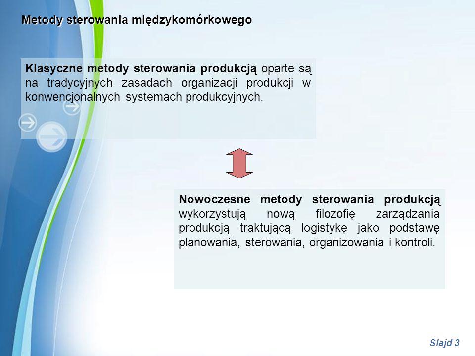Metody sterowania międzykomórkowego