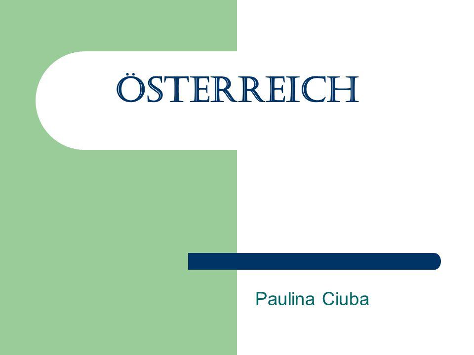 Österreich Paulina Ciuba