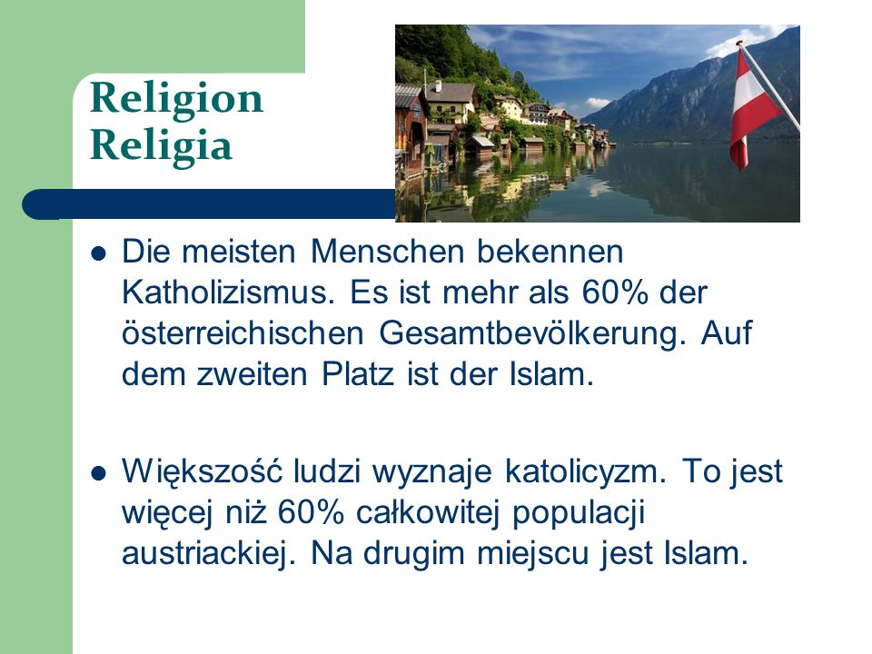 Religion Religia