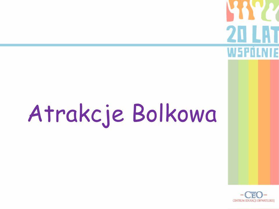 Atrakcje Bolkowa