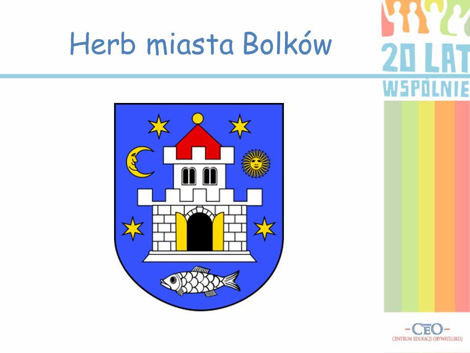 Herb miasta Bolków