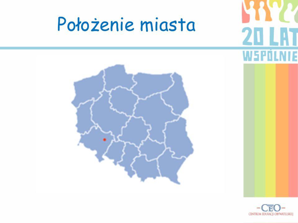 Położenie miasta