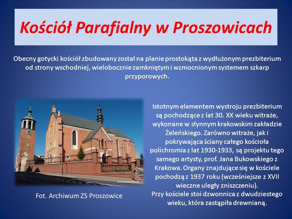 Kościół Parafialny w Proszowicach
