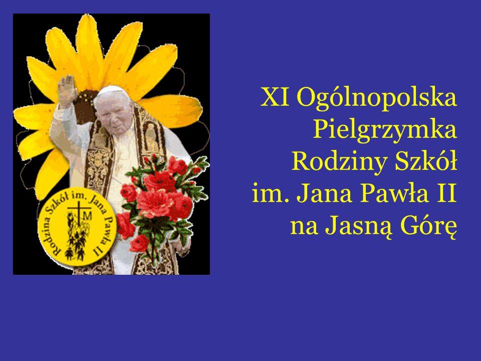 XI Ogólnopolska Pielgrzymka Rodziny Szkół im