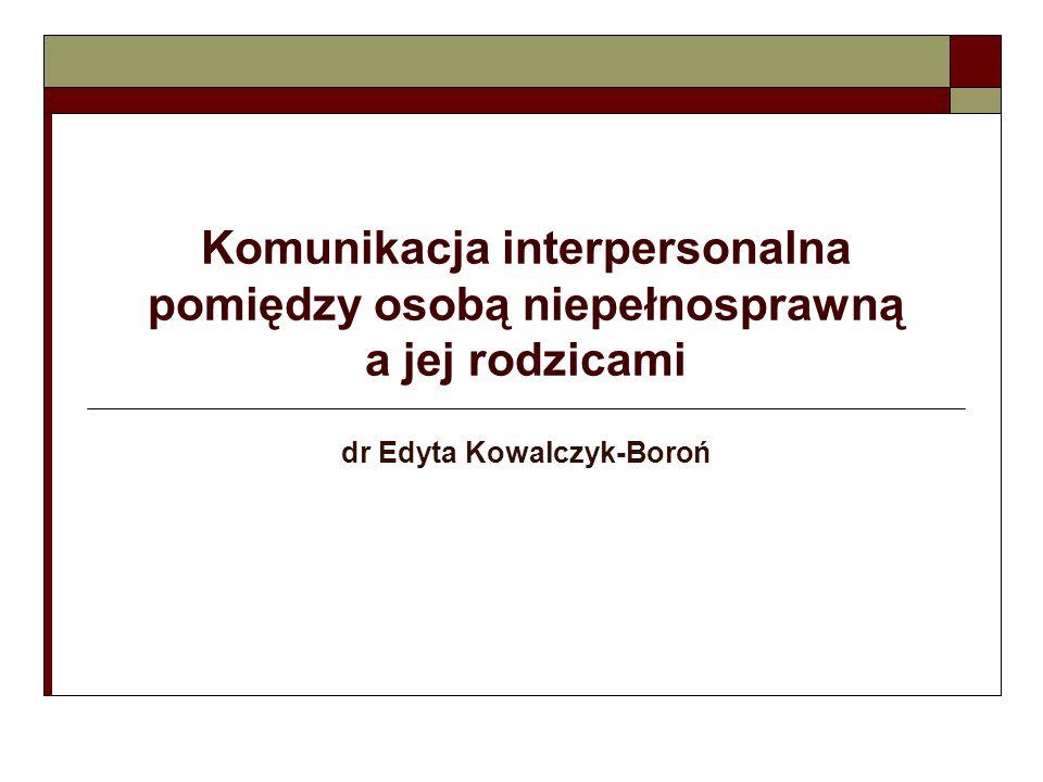 dr Edyta Kowalczyk-Boroń