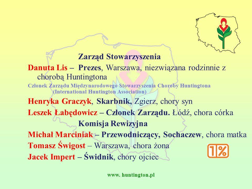 Henryka Graczyk, Skarbnik, Zgierz, chory syn