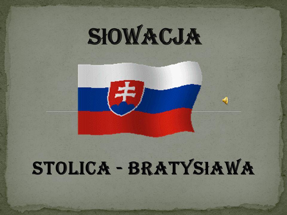 Słowacja Stolica - Bratysława