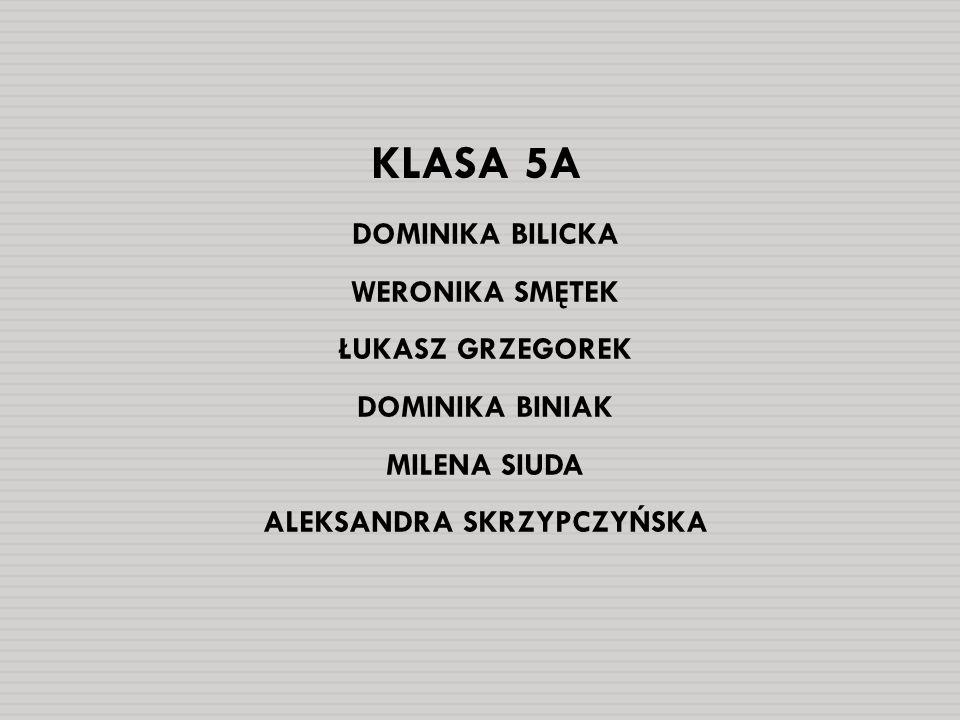 ALEKSANDRA SKRZYPCZYŃSKA