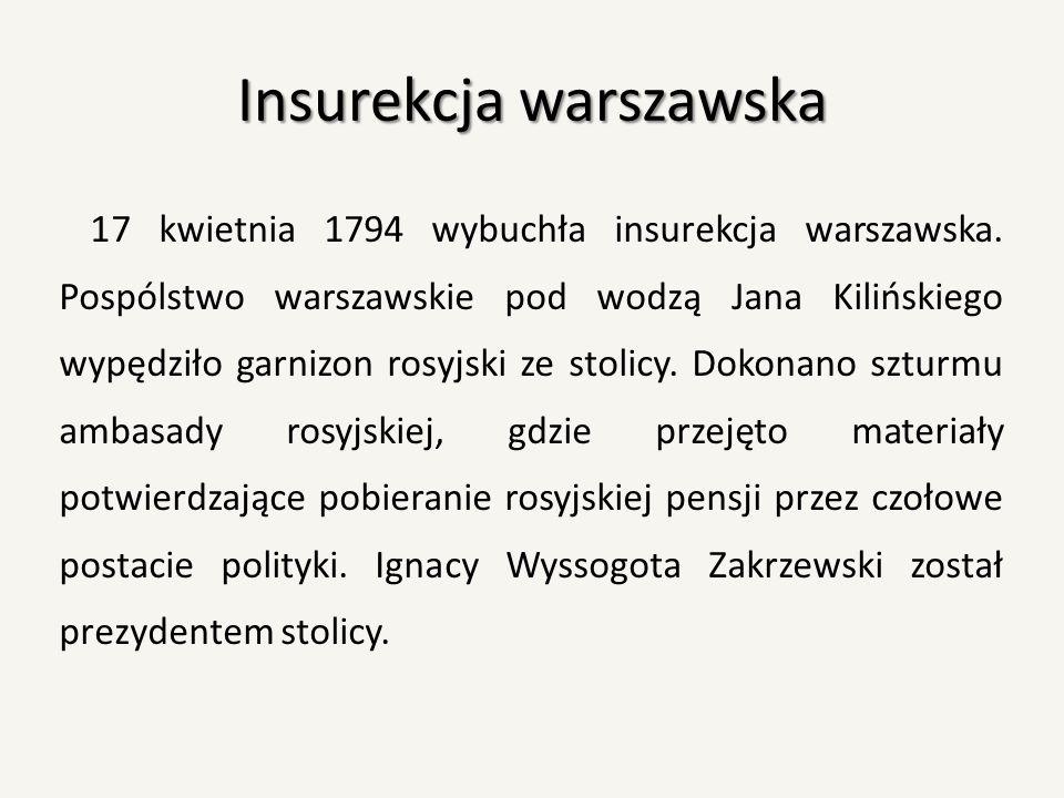 Insurekcja warszawska
