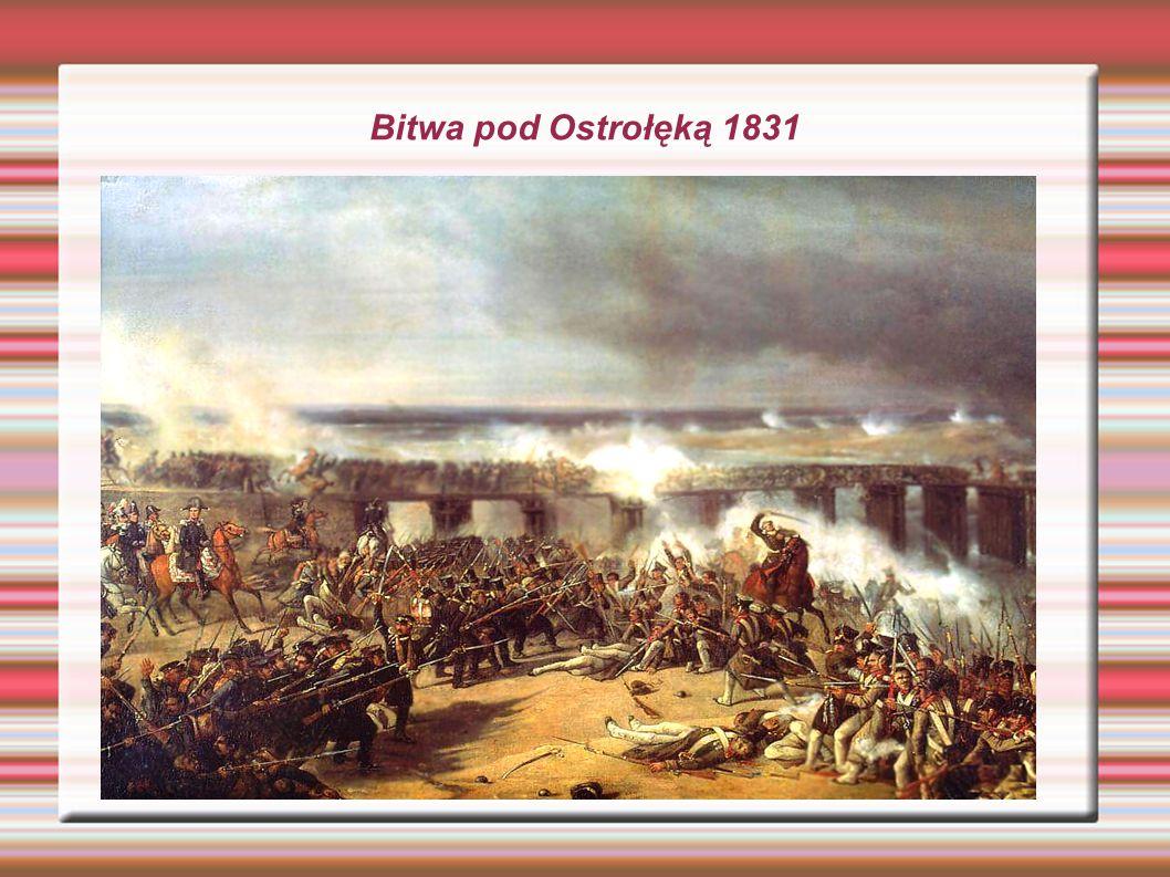 Bitwa pod Ostrołęką 1831