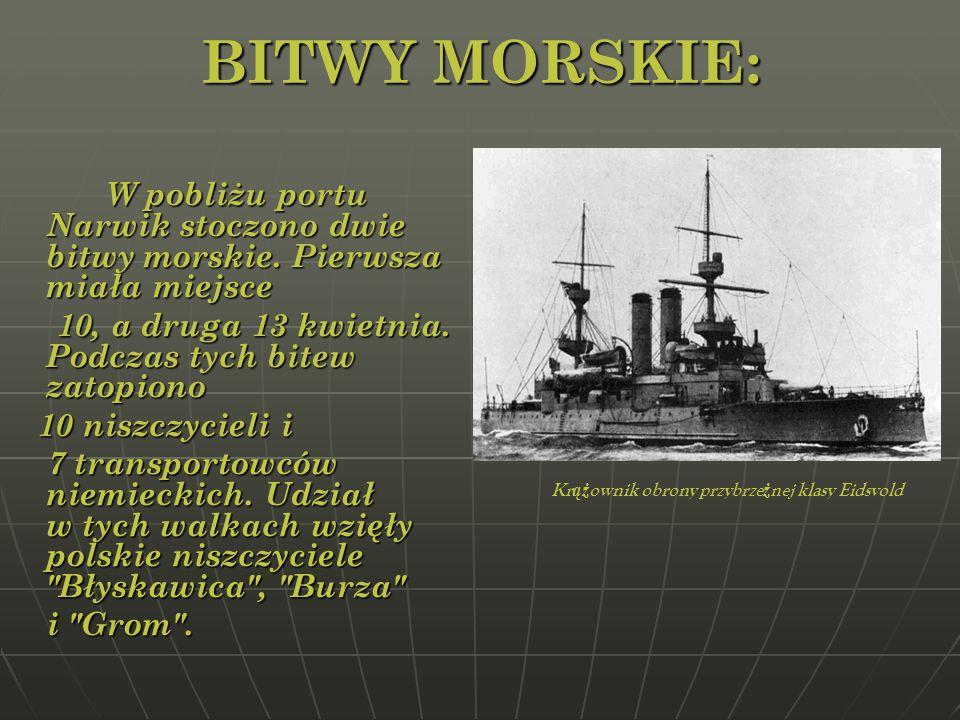 Krążownik obrony przybrzeżnej klasy Eidsvold