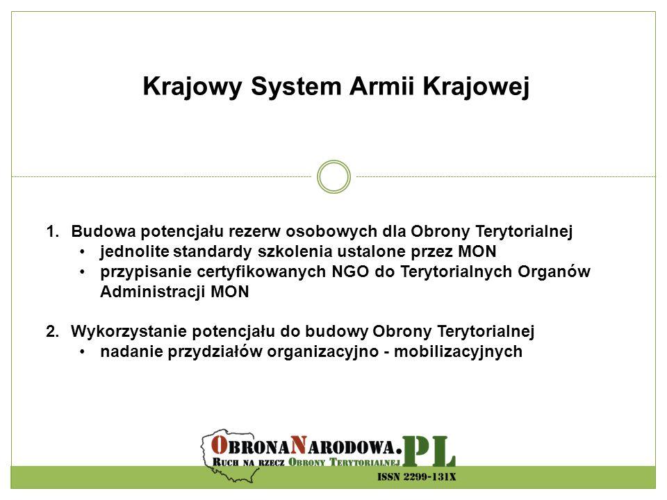 Krajowy System Armii Krajowej