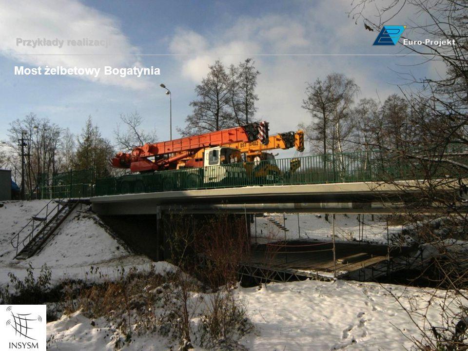 Most żelbetowy Bogatynia