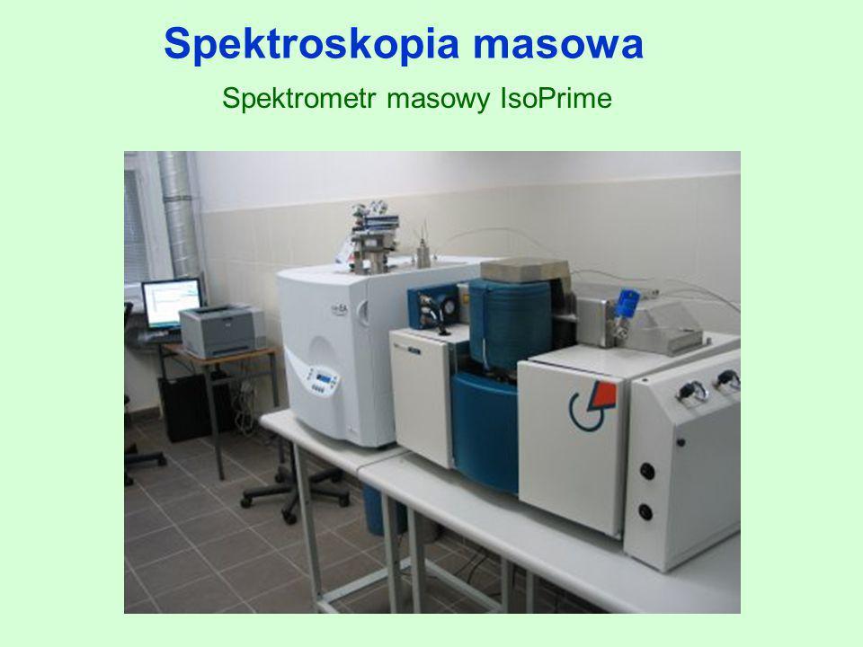 Spektrometr masowy IsoPrime