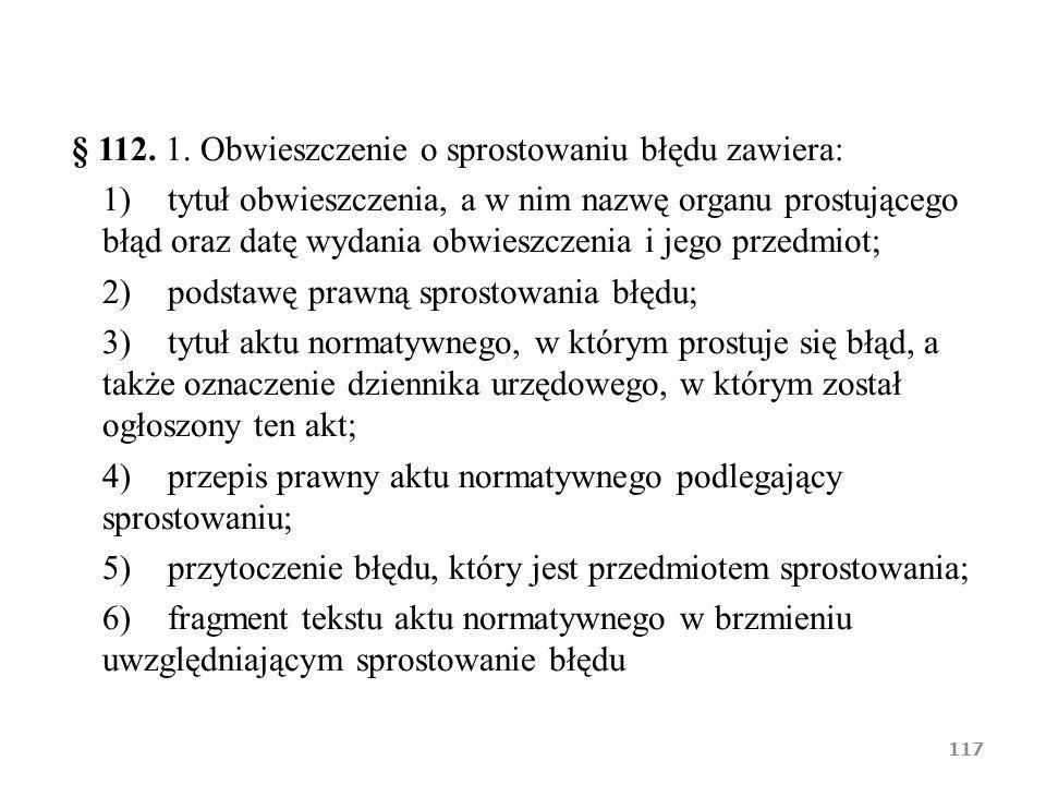 § 112. 1.