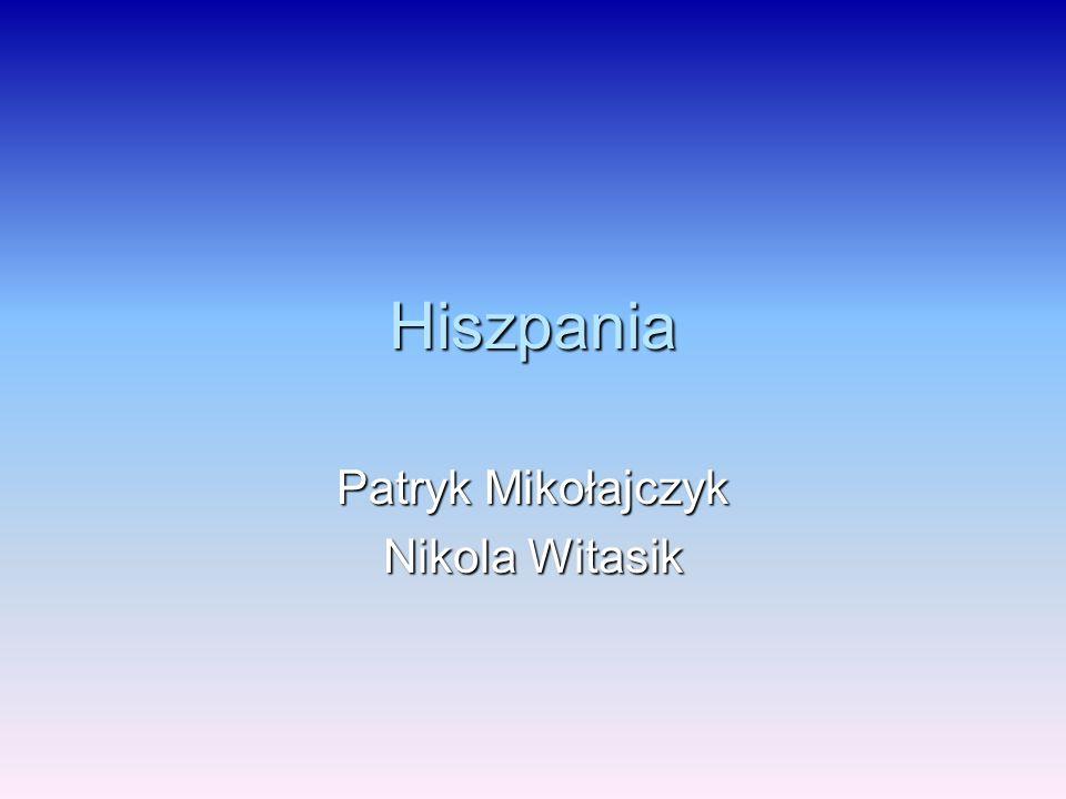 Patryk Mikołajczyk Nikola Witasik