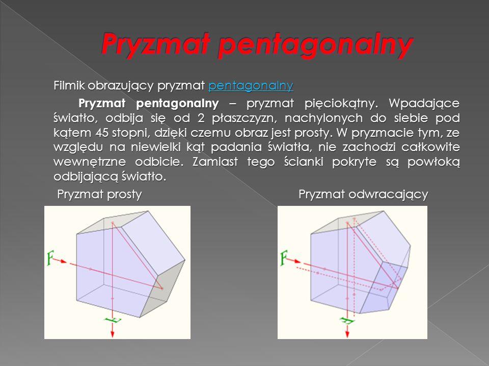 Pryzmat pentagonalny
