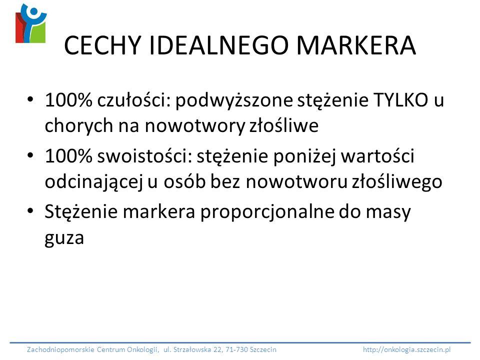 CECHY IDEALNEGO MARKERA