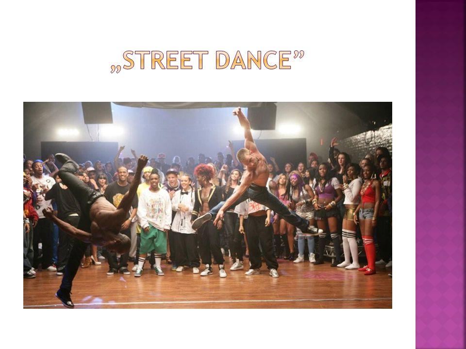"""street dance"
