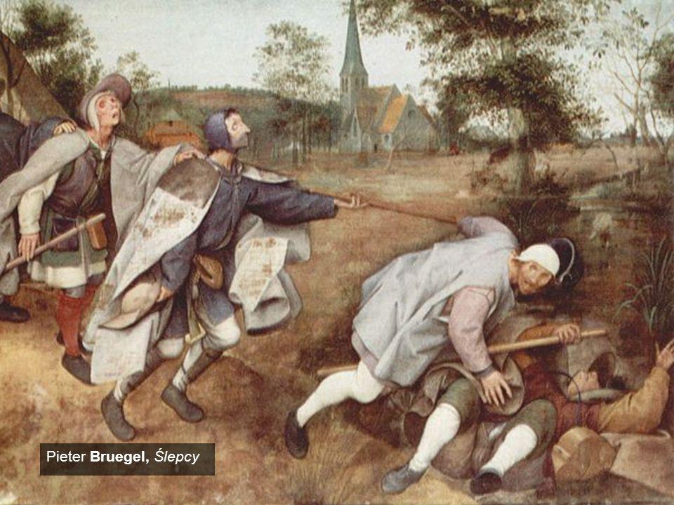 Pieter Bruegel, Ślepcy