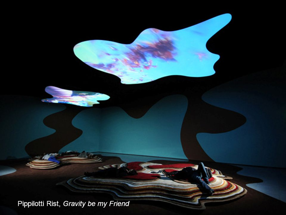 Pippilotti Rist, Gravity be my Friend