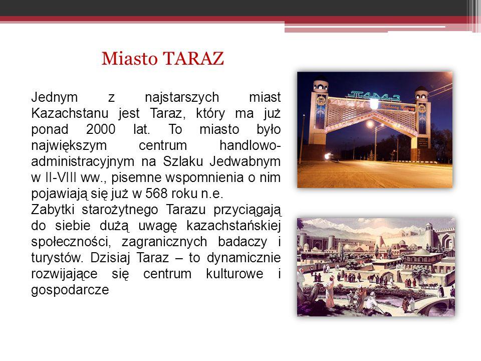 Miasto TARAZ