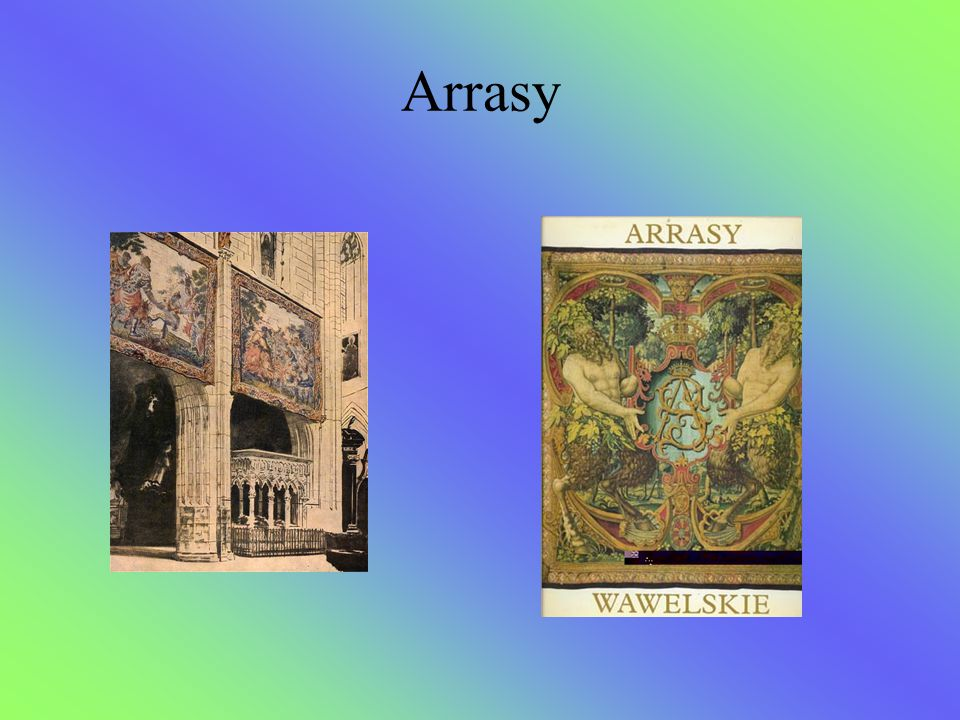Arrasy