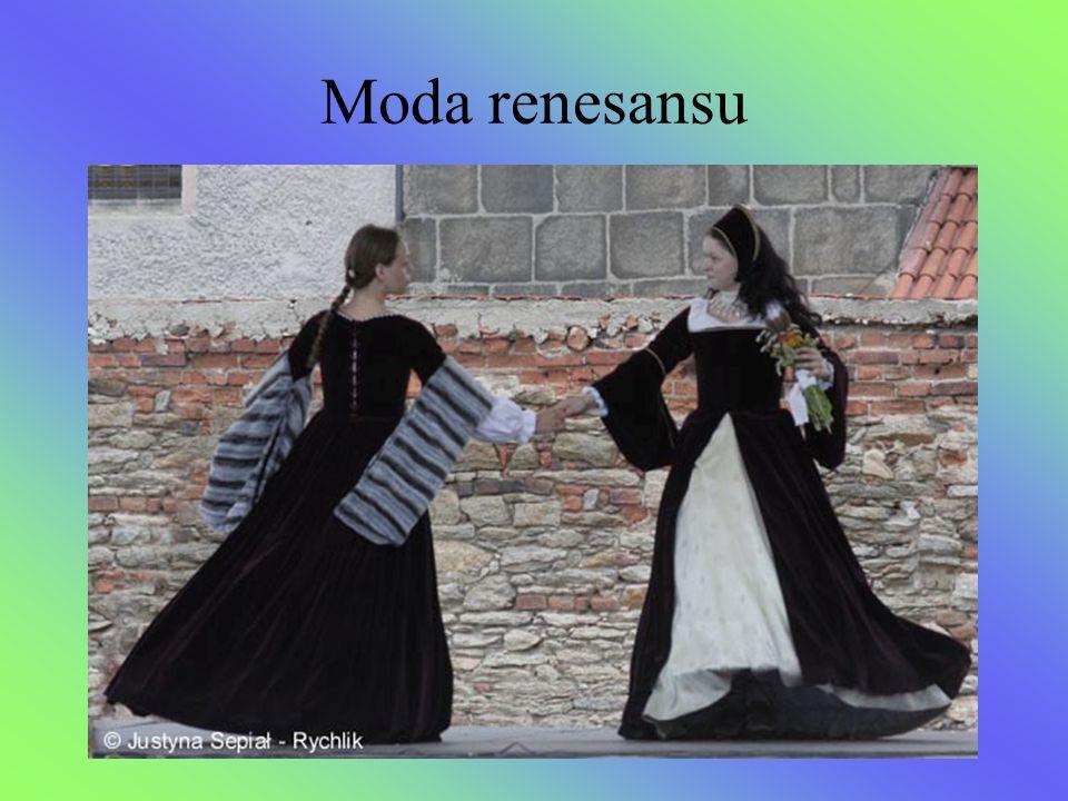 Moda renesansu