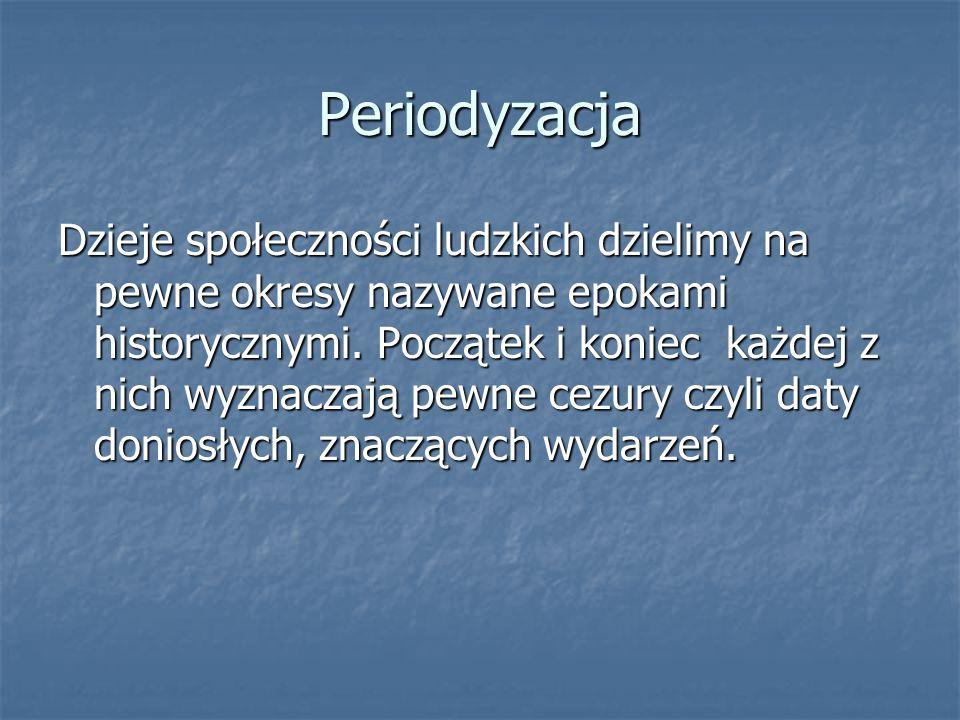 Periodyzacja