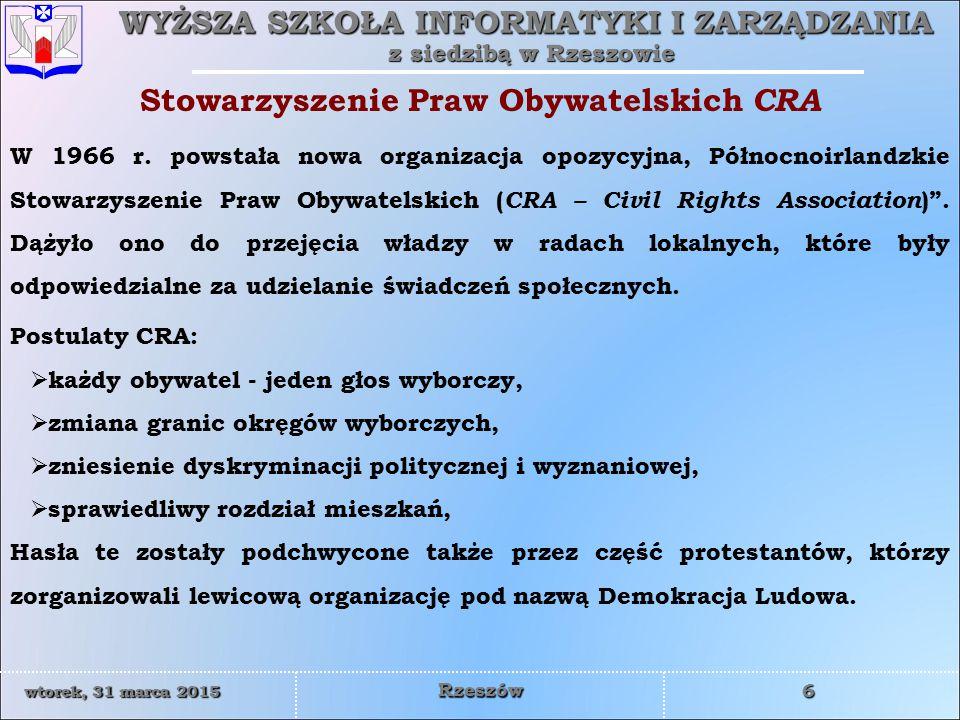 Stowarzyszenie Praw Obywatelskich CRA