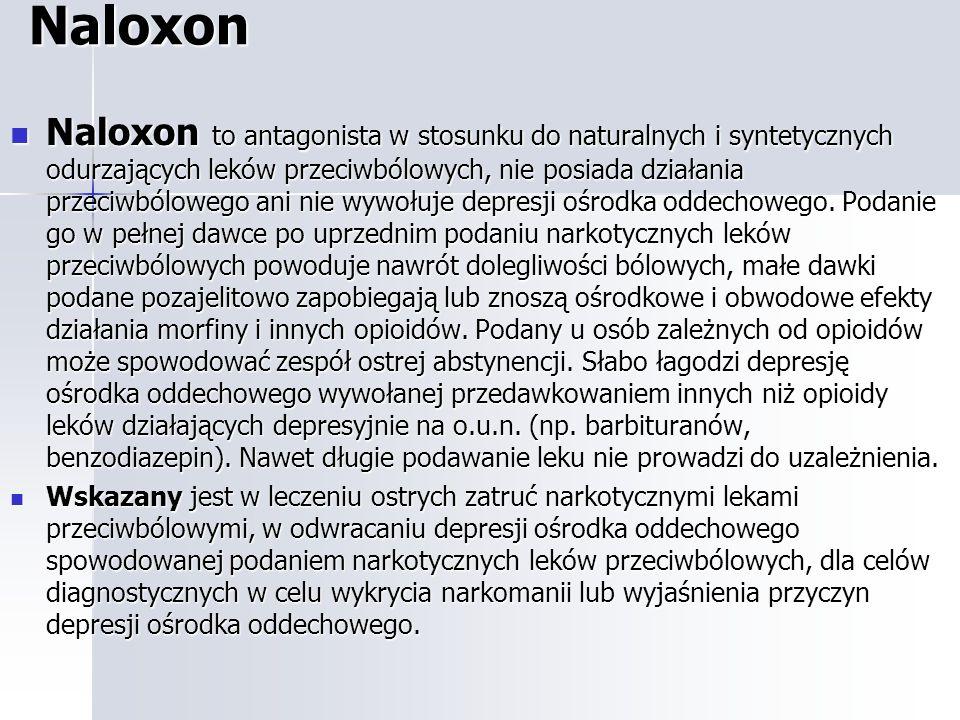 Naloxon