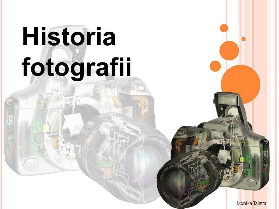 Historia fotografii Monika Taistra