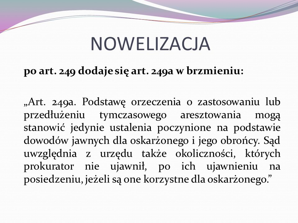 NOWELIZACJA