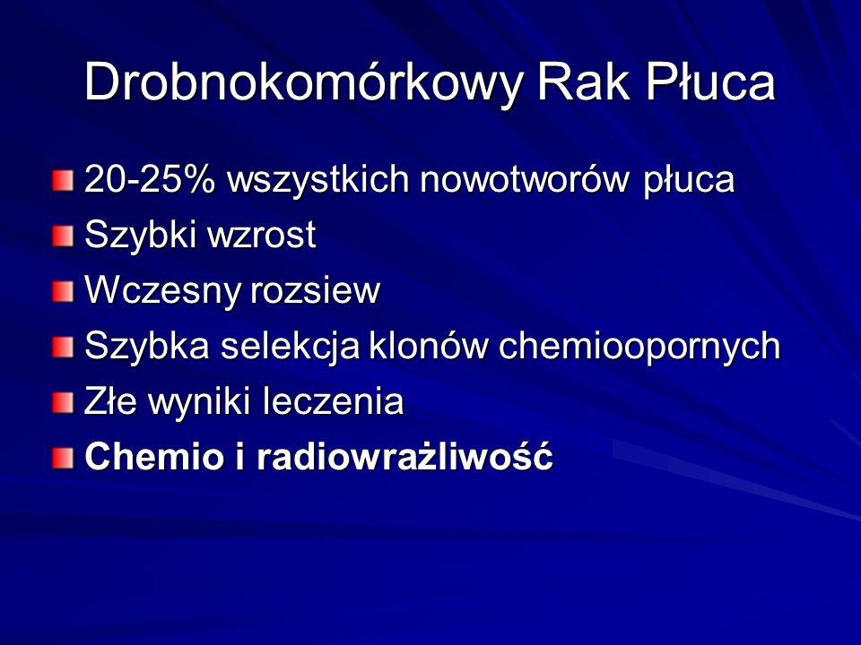 Drobnokomórkowy Rak Płuca