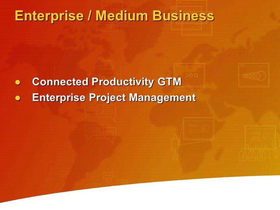 Enterprise / Medium Business