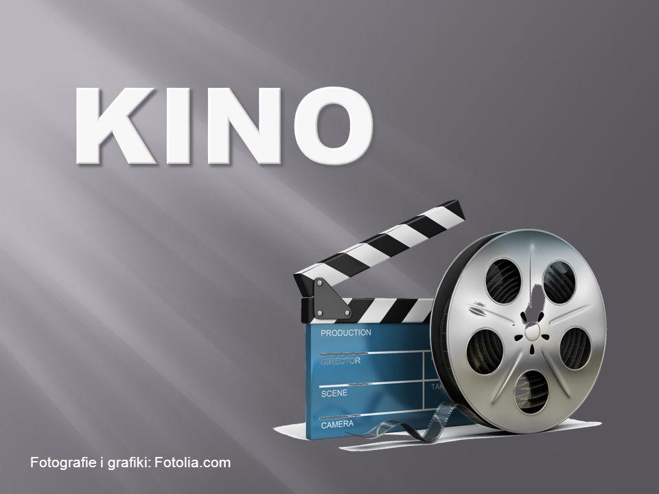 KINO Fotografie i grafiki: Fotolia.com