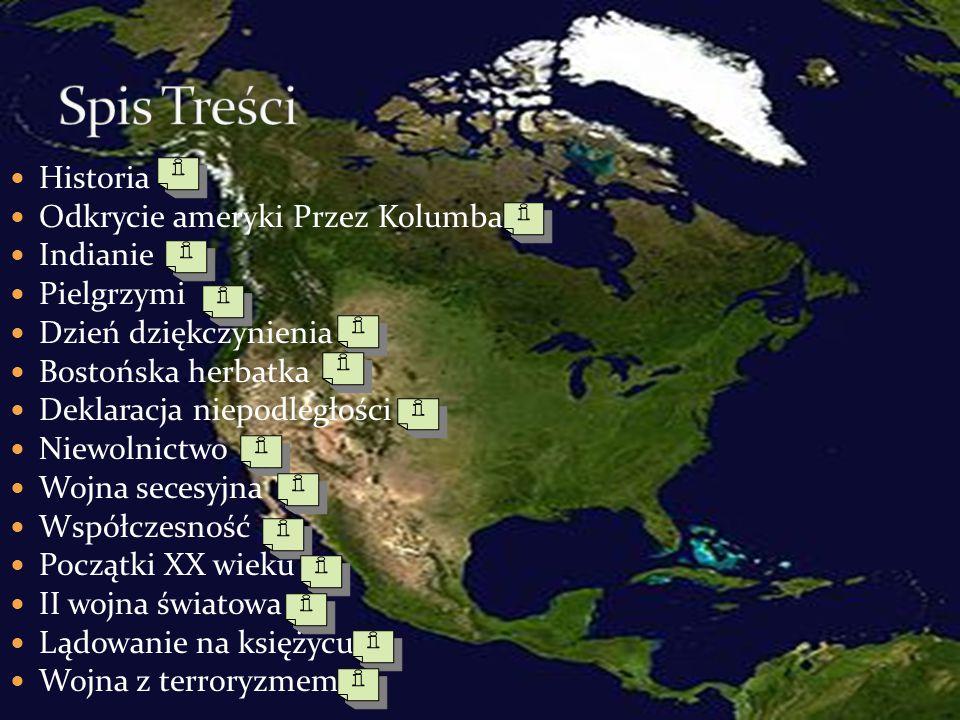 Spis Treści Historia Odkrycie ameryki Przez Kolumba Indianie