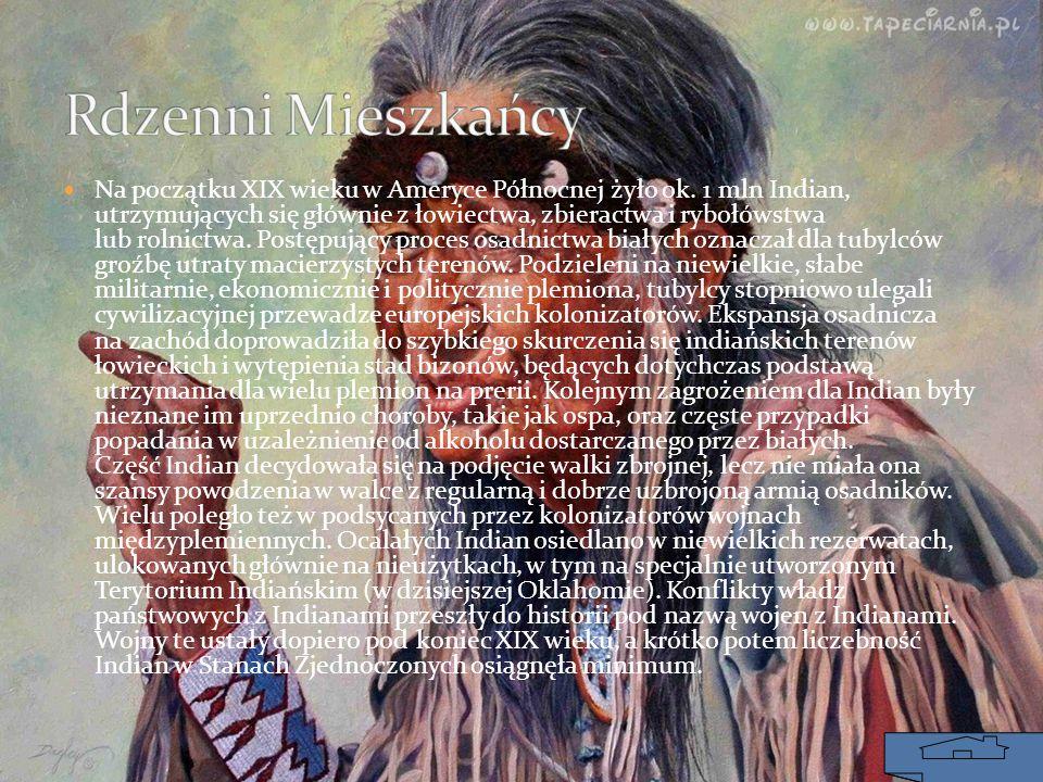 Rdzenni Mieszkańcy