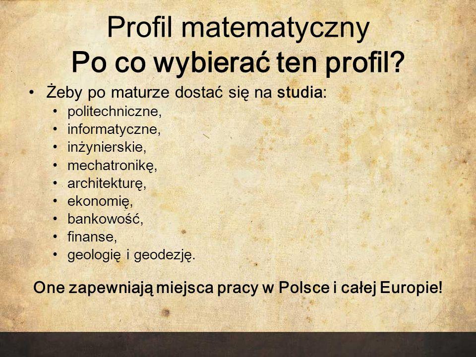 One zapewniają miejsca pracy w Polsce i całej Europie!