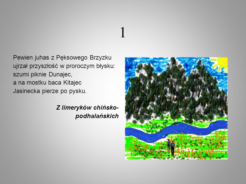 1 Pewien juhas z Pęksowego Brzyzku