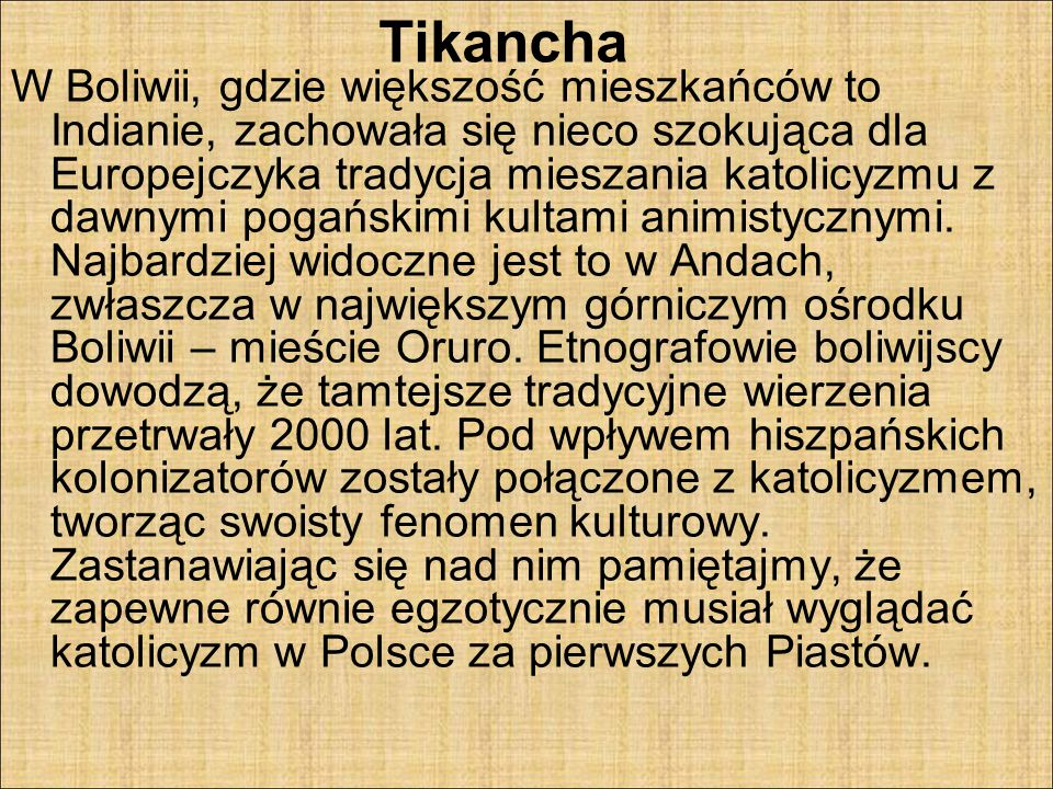 Tikancha