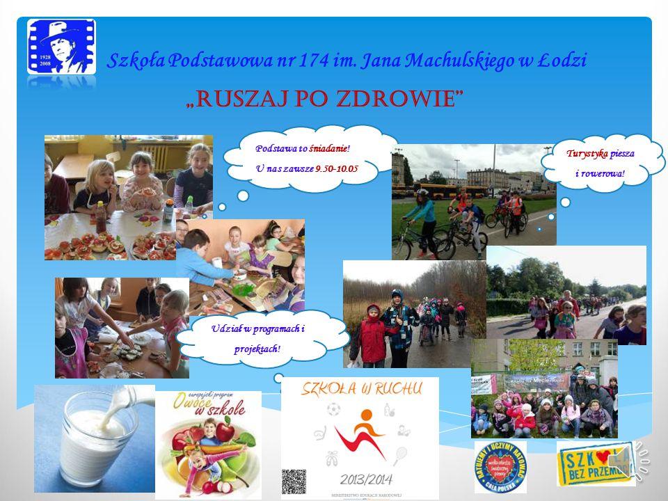 Szkoła Podstawowa nr 174 im. Jana Machulskiego w Łodzi