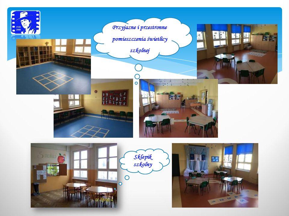 Przyjazne i przestronne pomieszczenia świetlicy szkolnej