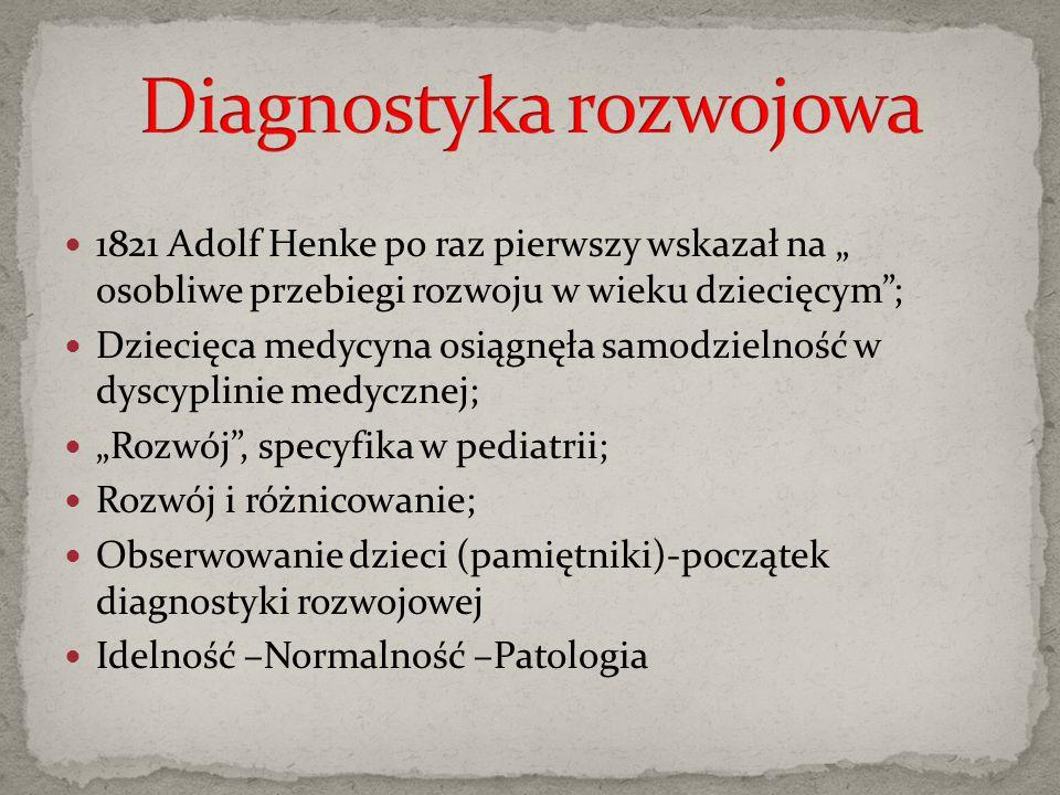 Diagnostyka rozwojowa