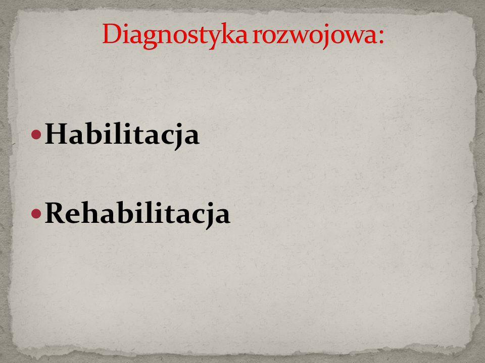 Diagnostyka rozwojowa:
