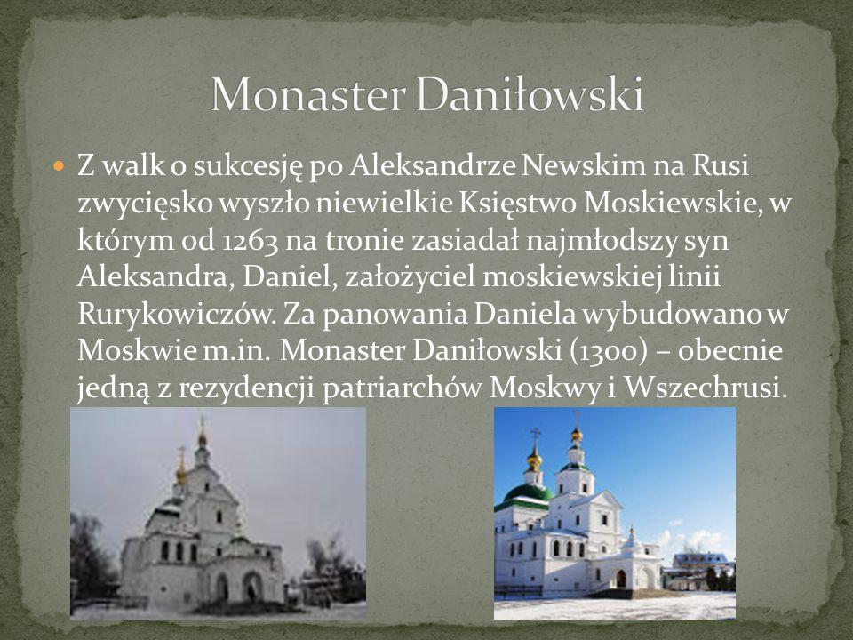 Monaster Daniłowski