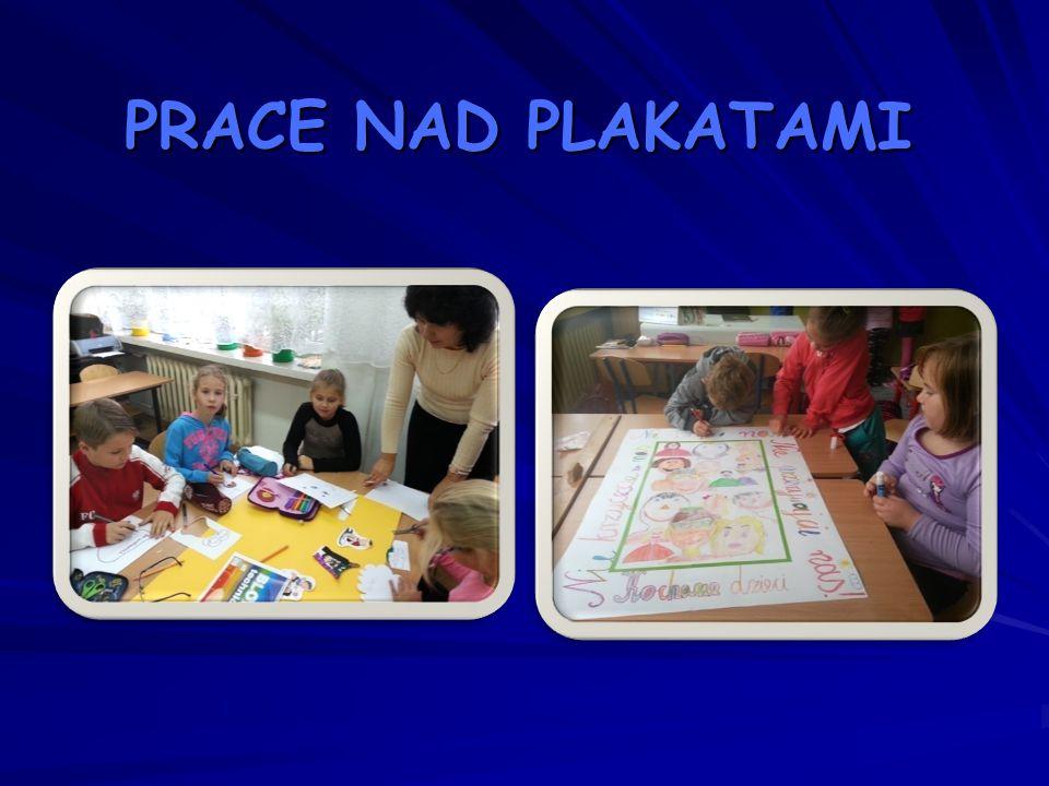 PRACE NAD PLAKATAMI