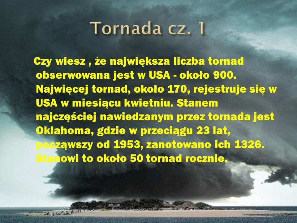 Tornada cz. 1