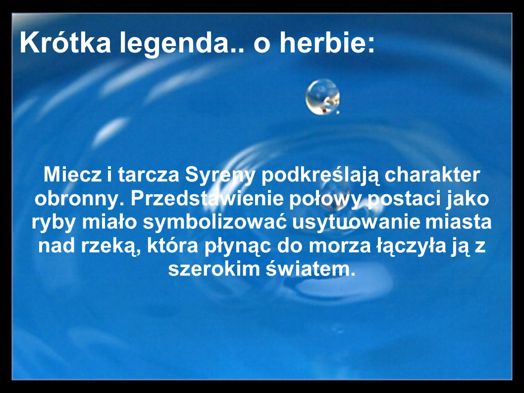 Krótka legenda.. o herbie: