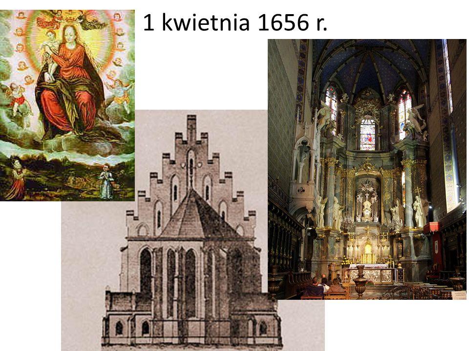 1 kwietnia 1656 r.